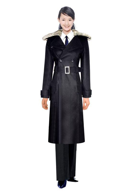 职业女大衣